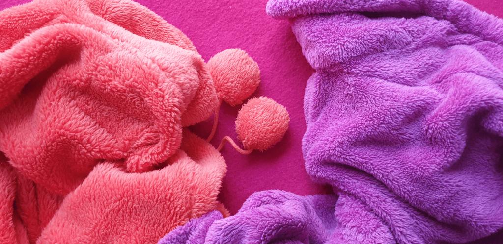 Different Types of Fleece Fabric